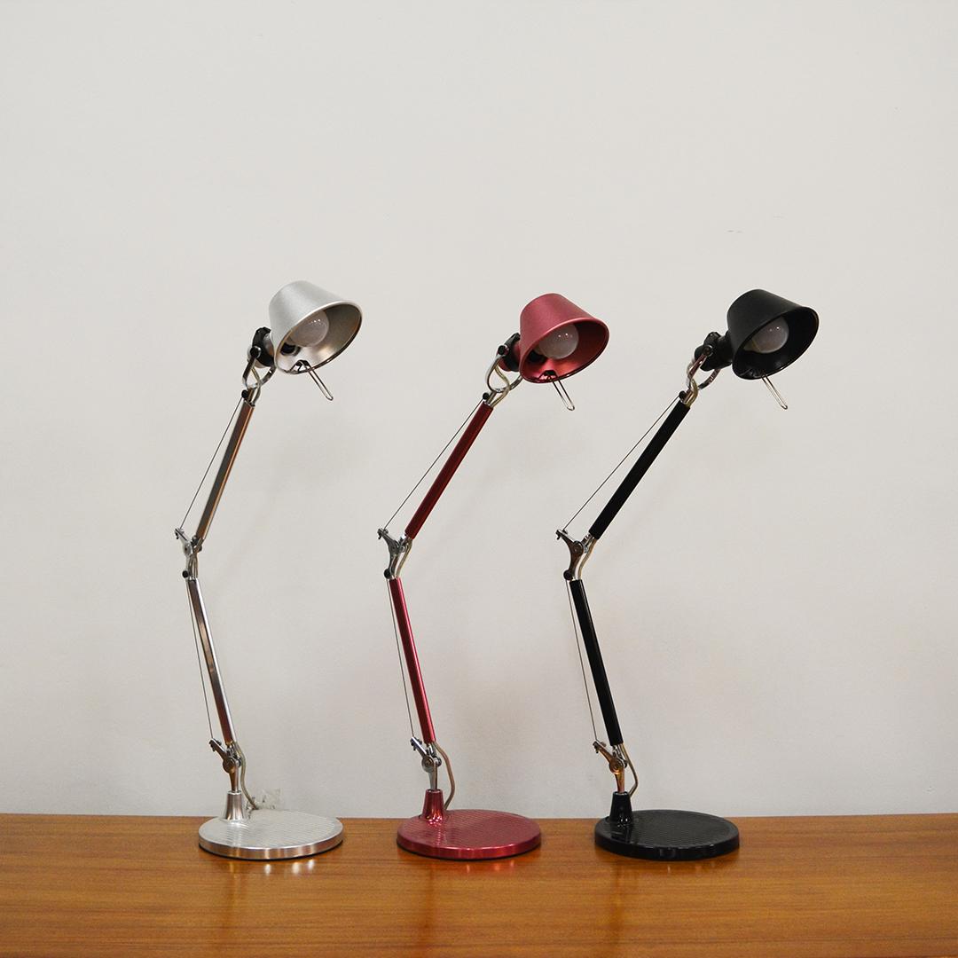 Architect Swing Arm Desk Lamp In Colours Retrosexual Vintage Shop